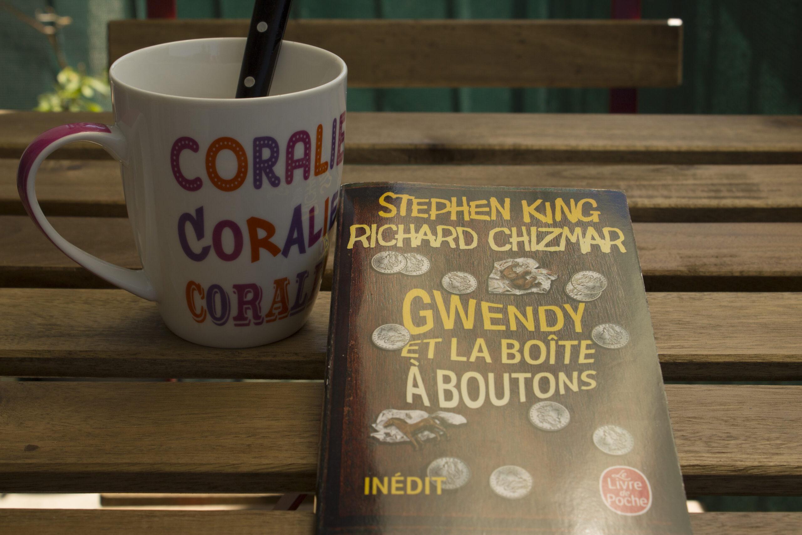 Gwendy et la boîte à bouton –  King & Chizmar
