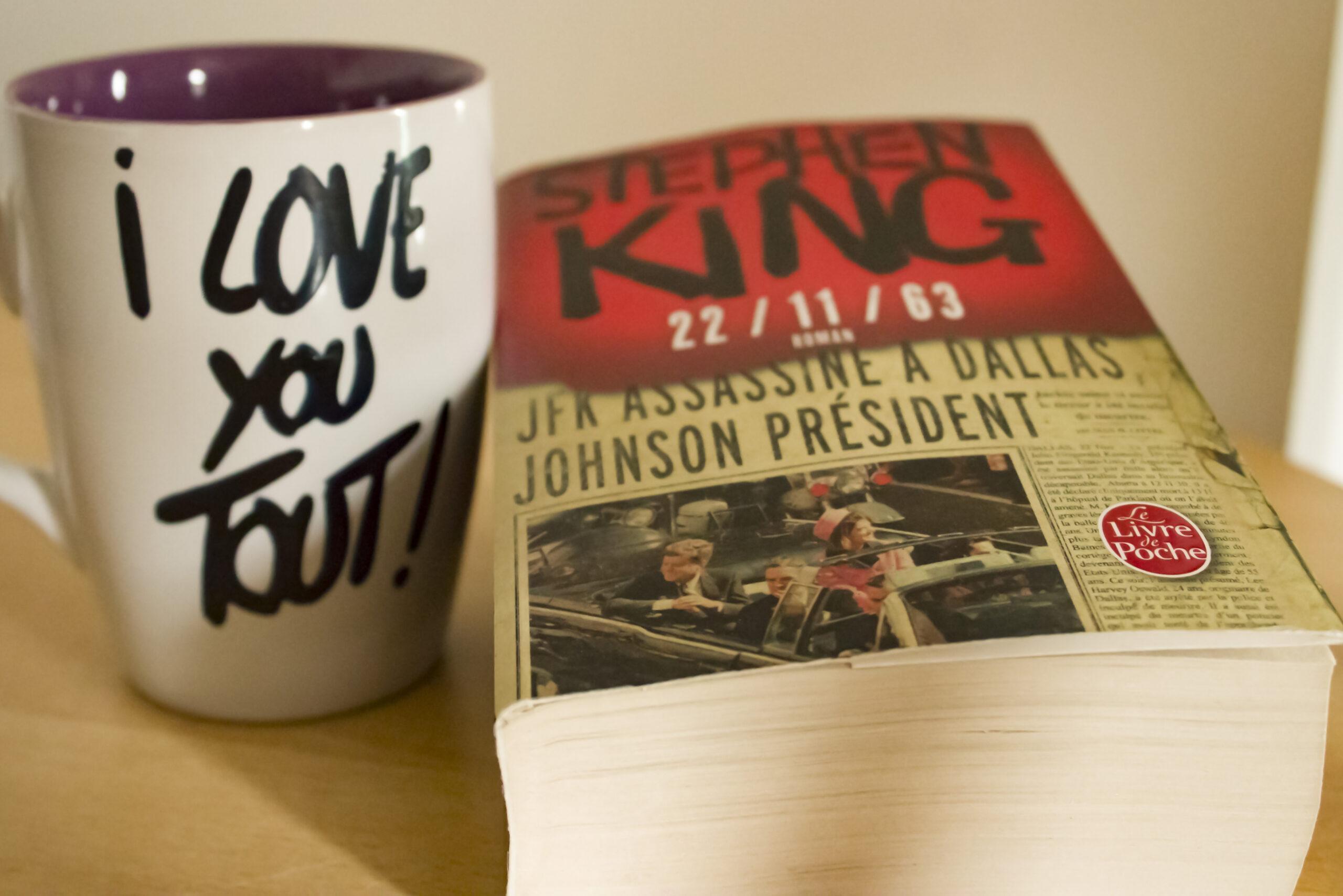 22/11/63 – Stephen King